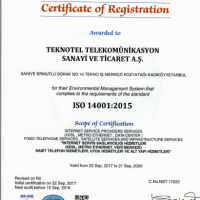 ISO 14001 Cert 200x200 OUR STANDARDS