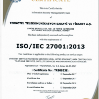 ISO 27001 Cert 200x200 OUR STANDARDS