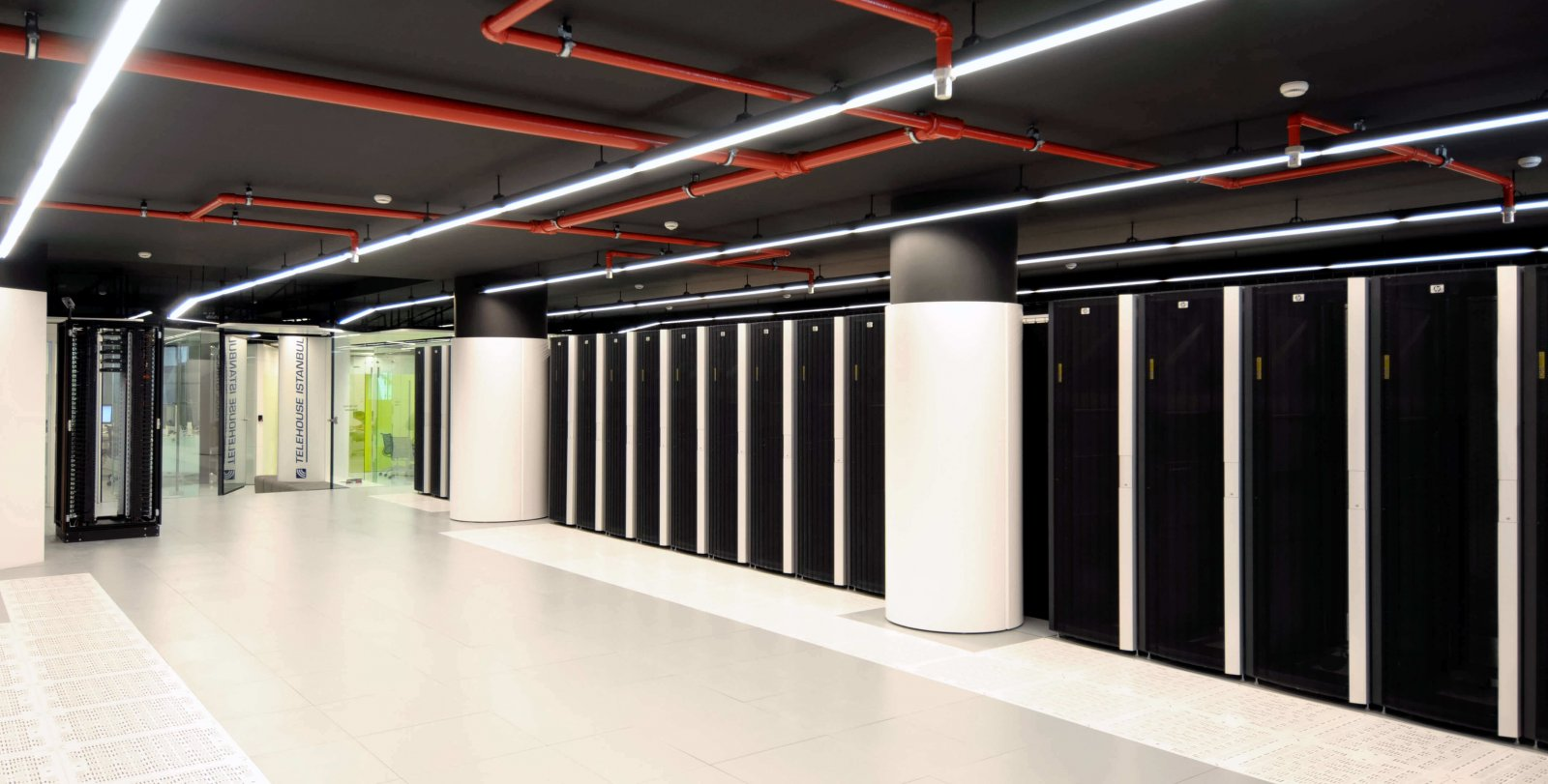 Professional Colocation Services: Telehouse Istanbul